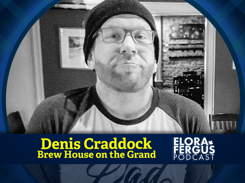 Denis Craddock, Brew House on the Grand