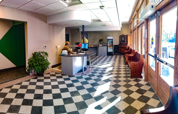 Fergus Grand Theatre Lobby and Box Office