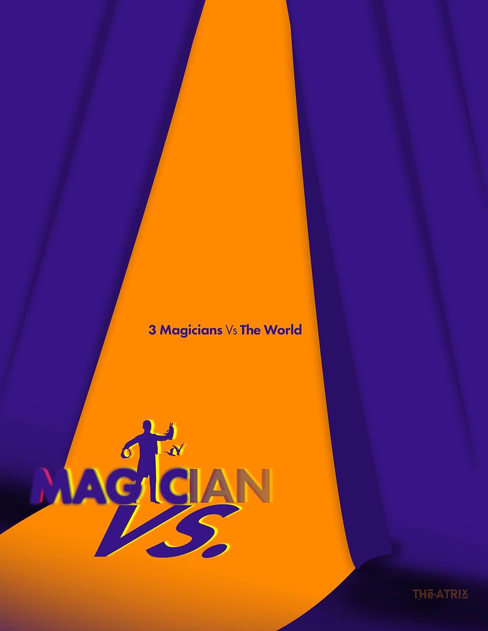 Magician VS logo