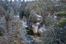 Elora Gorge at Winter