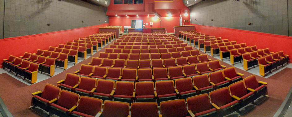 From the Stage at the Fergus Grand Theatre