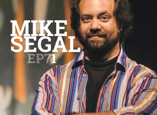 Mike Segal: 20 Years of Magic Camp.  The camp that inspired the movie