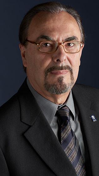 Domenico Dante (Italy) FISM President