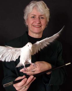 Joan Caesar talks Women Magicians