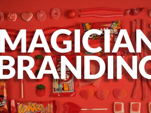 Magician Branding