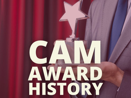 Complete Listing of CAM Awards (Updated: Oct 2020)