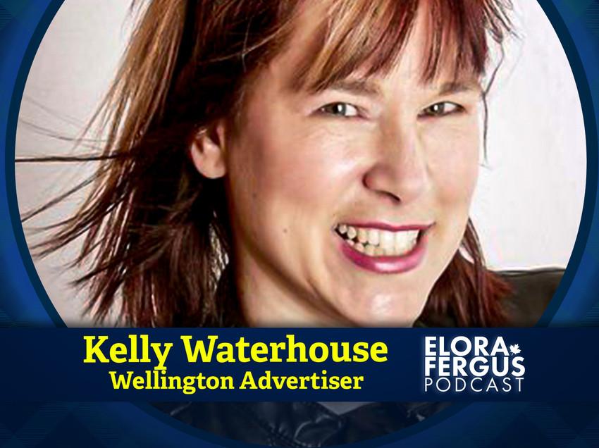 Kelly Waterhouse, Wellington Advertiser
