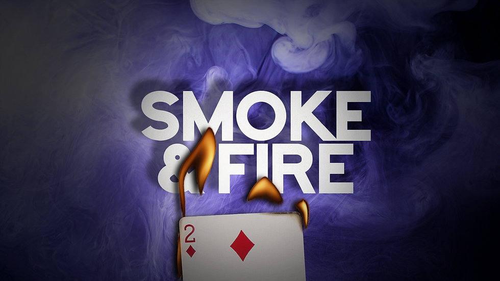 Smoke & Fire Images for Magicians
