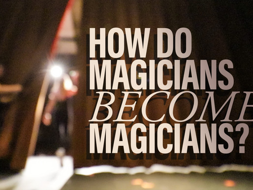 How to become a magician for beginners