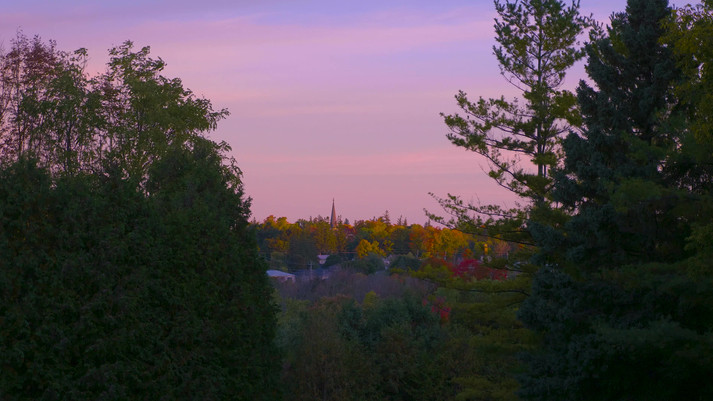 FergusSunrise_Church_Pink_FallColours.mp
