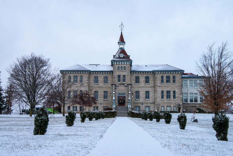 Snowy Wellington County Museum and Archives