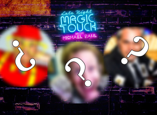 "ANNOUNCING: ""Kids Performers"" These are Friday's Late Night Magic Touch Guests..."