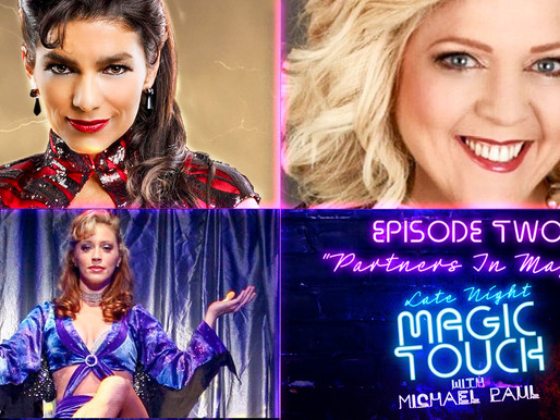 "Episode 2 - ""Partners in Magic"" ft Jinger Leigh Kalin, Penny Wiggins & Carol Maccri-Gossamer"