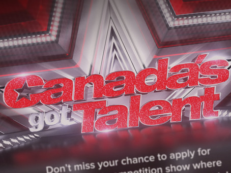 Canada's Got Talent (CGT) is BACK and Casting is Now Open!