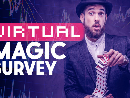 What MAGICIANS  Actually Think About VIRTUAL MAGIC SHOW (Survey Results)