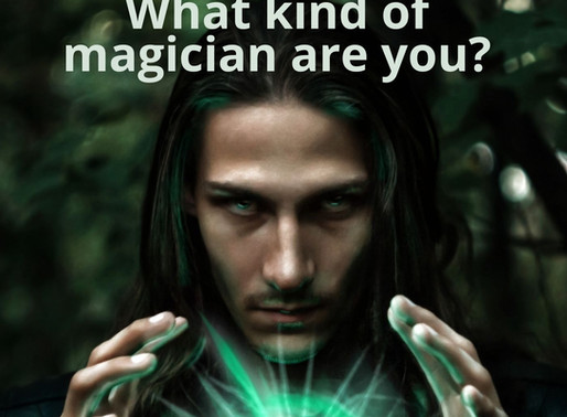 What Kind of Magician Are  You?