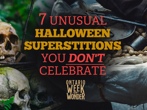 7 Unusual Halloween Superstitions You Don't Celebrate