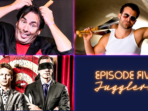 "Ep 5 ""Jugglers"" ft Michael Goudeau, Ivan Pecel, The Passing Zone"