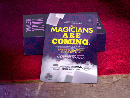 Why Magicians Should Attend The OWOW Magic Festival