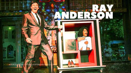 Ray Anderson Magician & Illusionist