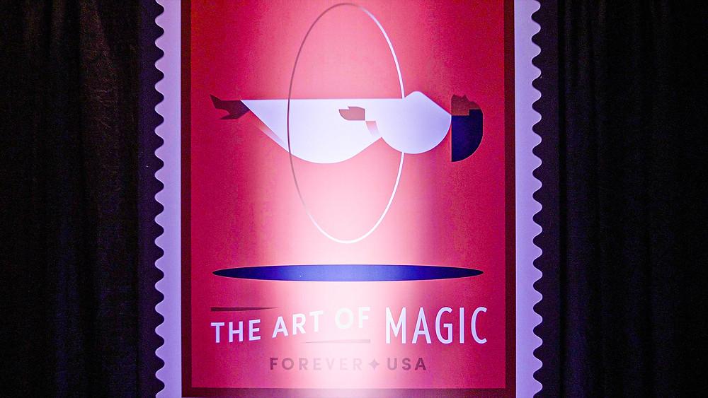 Art of Magic stamps