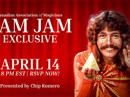 April CAM JAM details announced....this is going to be BIG!
