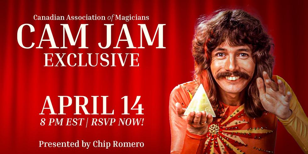 April CAM JAM