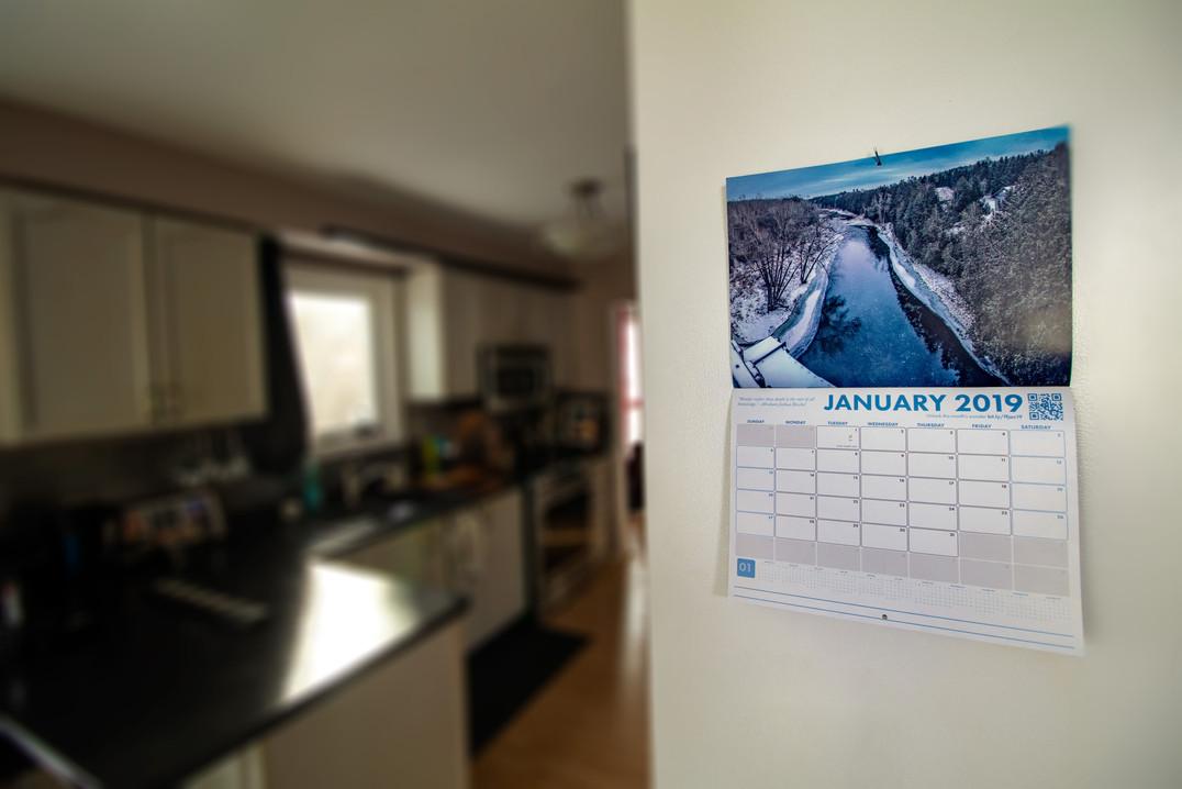 Centre Wellington Calendar of Wonders