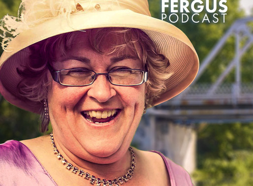 Mary Lloyd, Wellington County Councillor and Sensational You owner is on Elora Fergus Podcast!