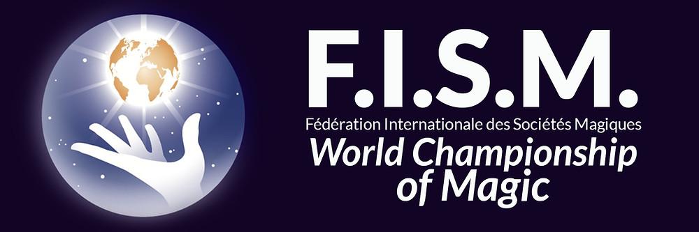 Logo for FISM Fédération Internationale des Sociétés Magiques
