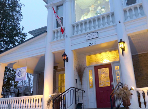 (Video) A look into Fergus Ontario's most romantic home