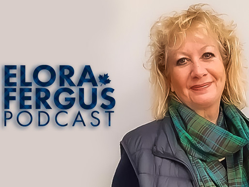 Deb Dalziel from the Township of Centre Wellington chats with Elora Fergus Podcast (Ep 07)