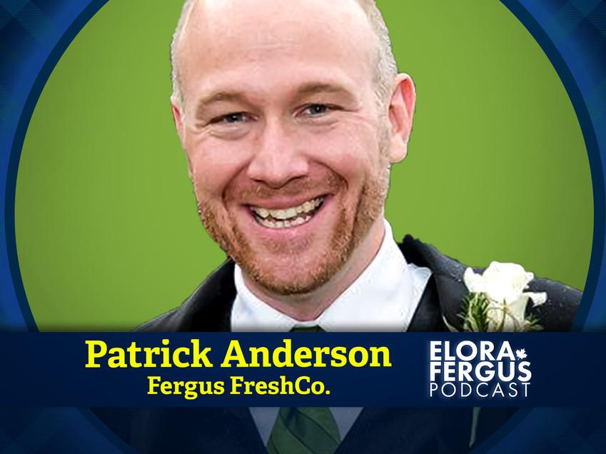 Patrick Anderson, Fergus FreshCo