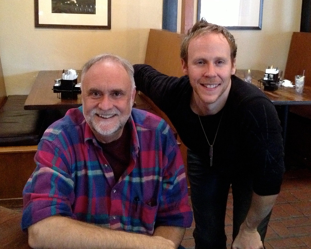 Jim Steinmeyer and Ryan Joyce