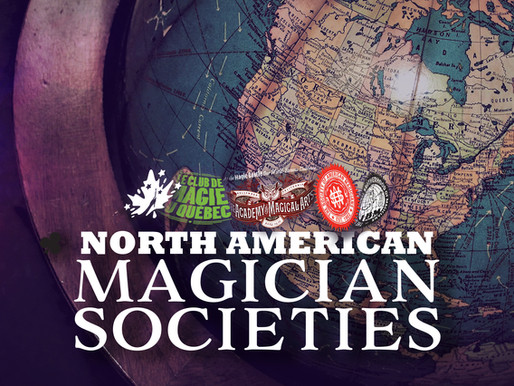 Top Magician Societies in the USA & Canada