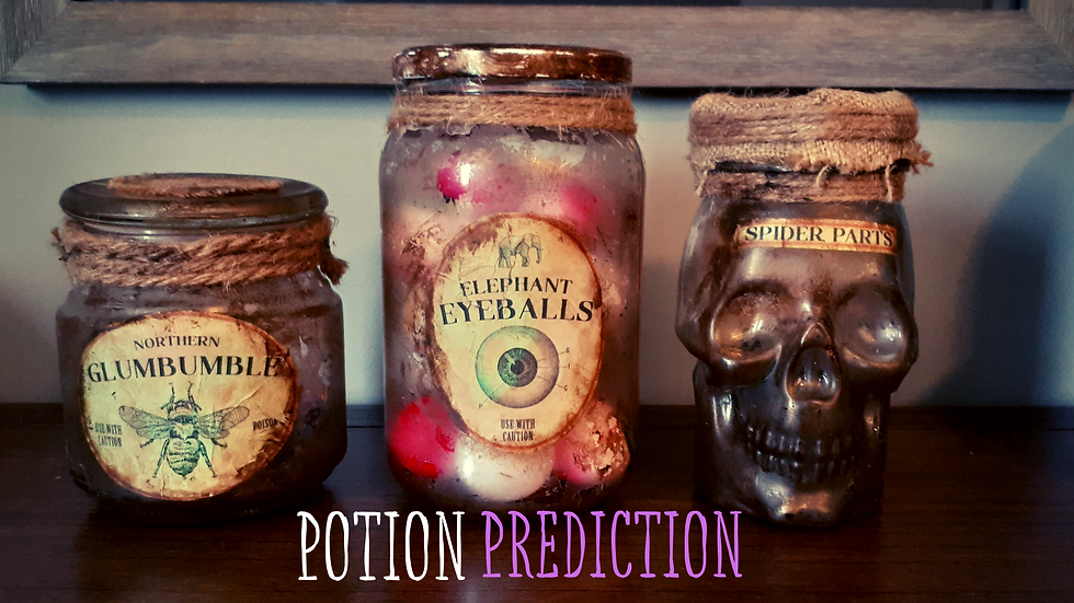 Potion Prediction (Instant Download)