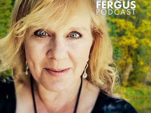 Barbara Lustgarten-Evoy on Elora Fergus Podcast!