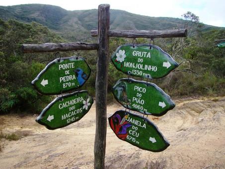 Pico do Pião - Parque do Ibitipoca