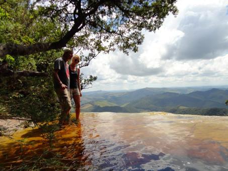 Janela do Céu - Parque do Ibitipoca