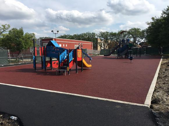 Playground Surfacing