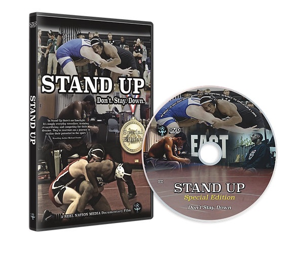 Stand Up *Special Edition* DVD