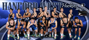 The Hanford West Huskies 2016-2017
