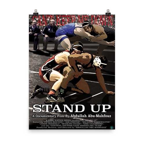 Stand Up Movie Poster 18x24 inches