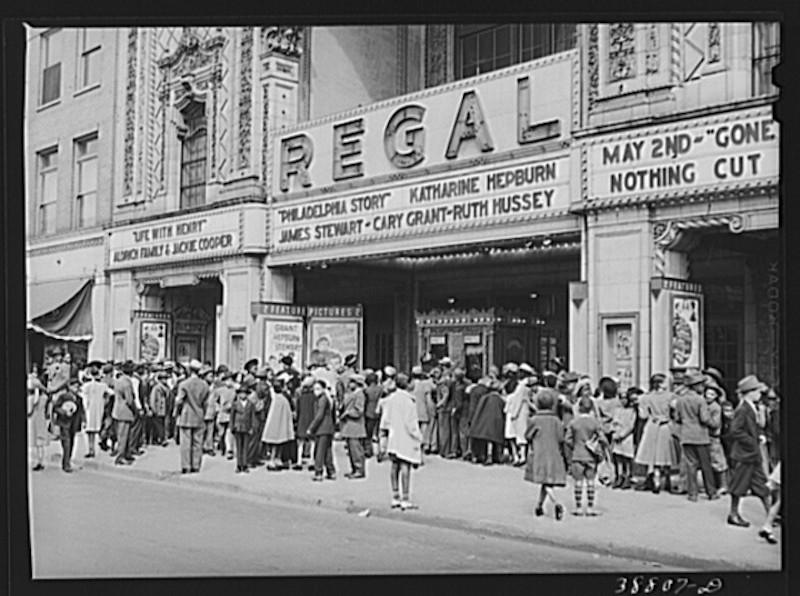 """Philadelphia Story"" Theater Screening"
