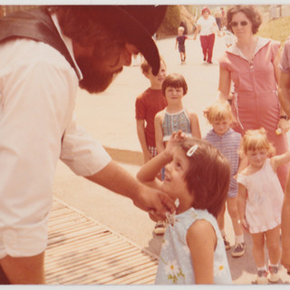1976 First Trip learning the power of a star with authority.