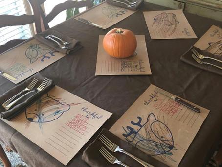 Gratitude Through Food Adversity