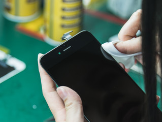 LCD Refurbishment Capacity reached 30k monthly output