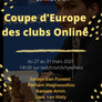 Clichy vice-champion d'Europe des clubs !!!