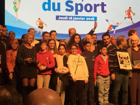 5 nominations aux Trophées des Sports de la Ville de Clichy !
