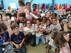 500 enfants au tournoi des écoles de Clichy